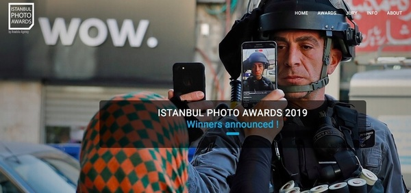 Istanbul Photo Awards 2019 (Foto: Screenshot IPA-Website)